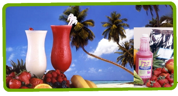 Hawaiian Julep - Best Fruit Smoothies